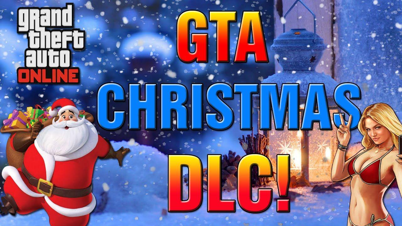 Gta 5 Christmas.Gta 5 Online Festive Surprise Dlc Snow Santa Outfits