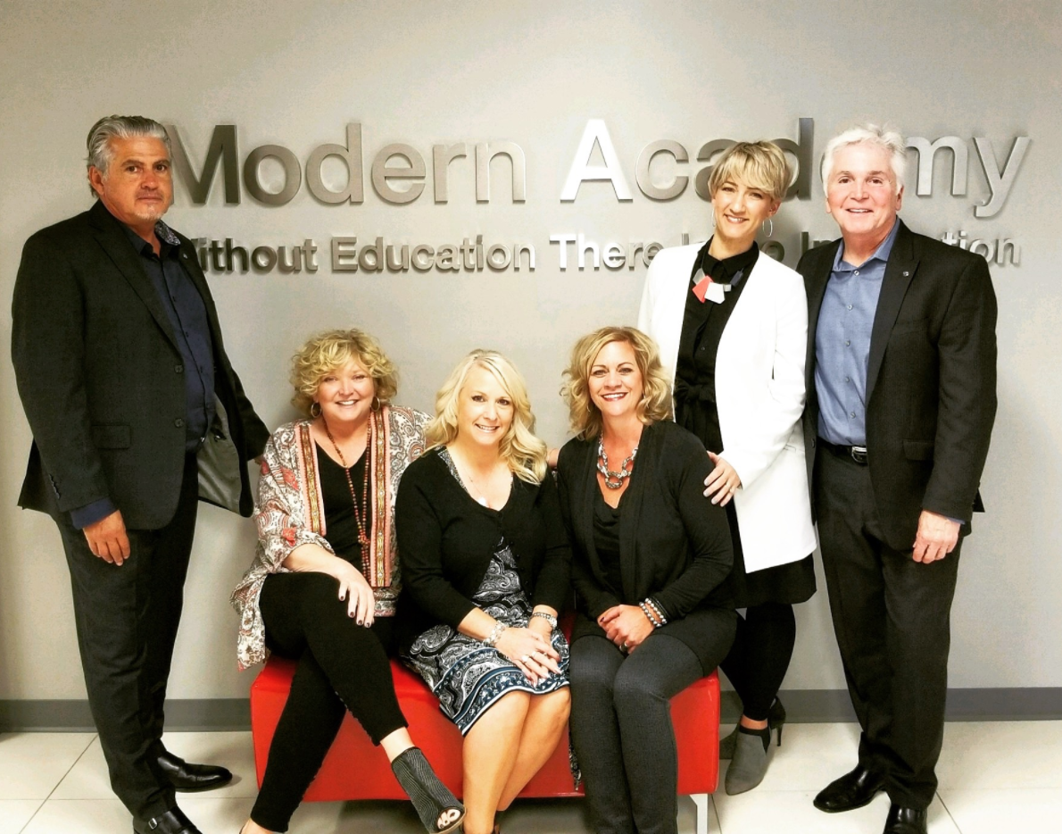 Keune Executives Attended The Annual General Meeting At The Calgary Alberta Corporate Headquarters Of Keune S Canadian Distr Beauty Supply Visit Canada Beauty