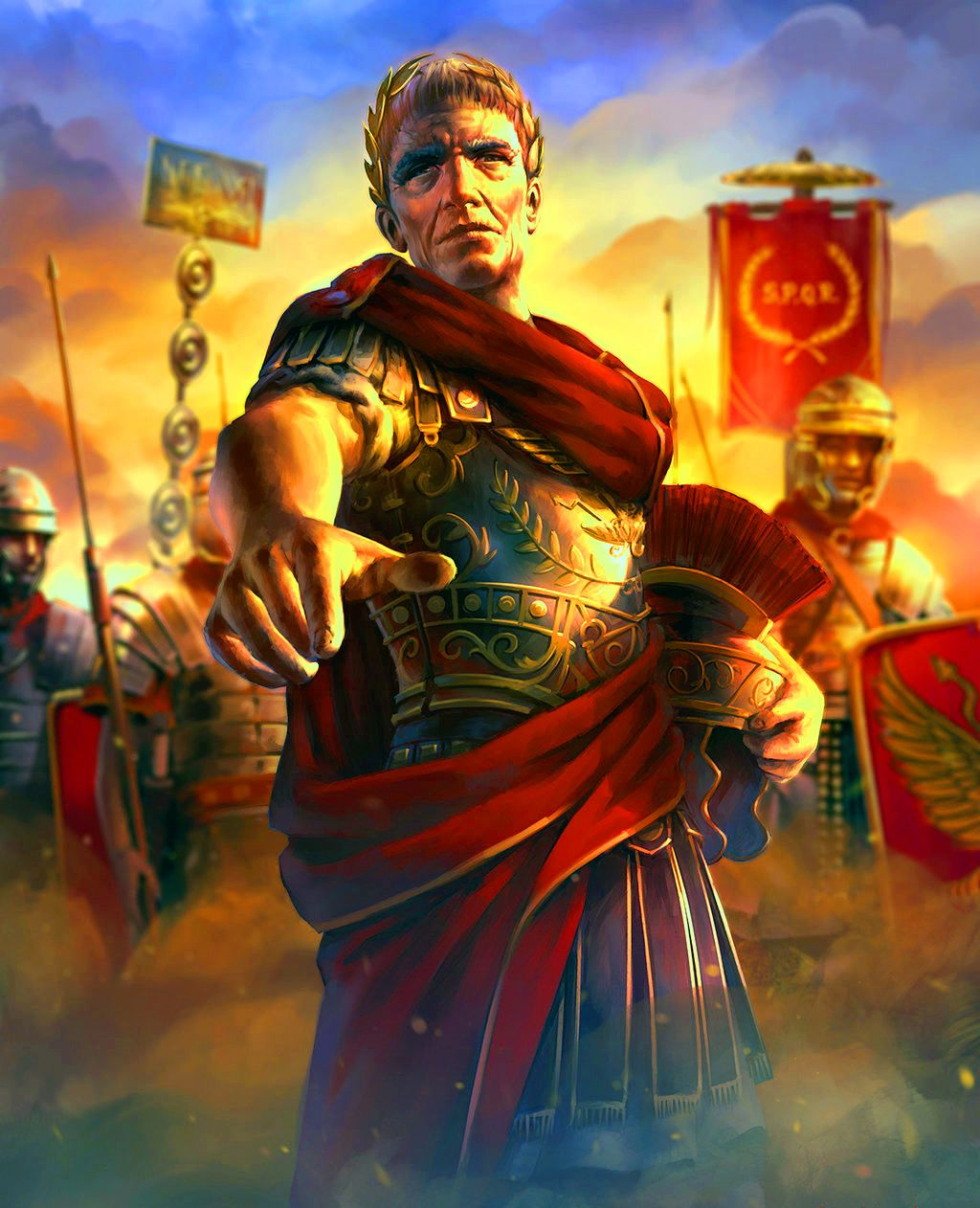 Julius Caesar By Feig Art With Images