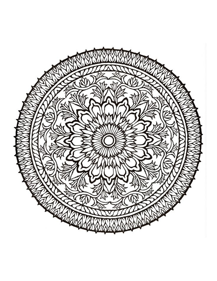 adult coloring books Googleda Ara paint Pinterest Mandala