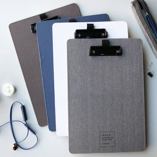 Byfulldesign Plan Your Space A4 Clipboard With Pen Holder Pen
