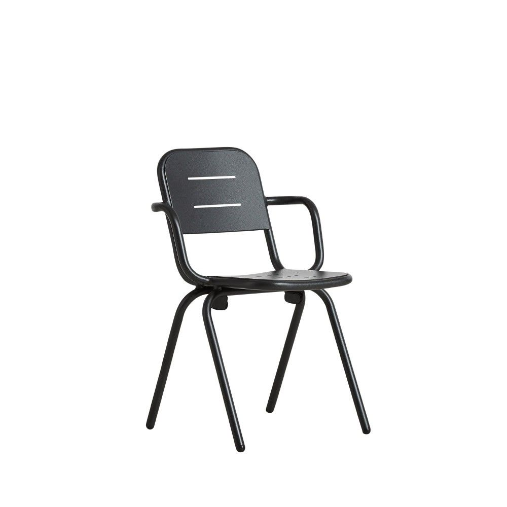 Woud Ray Cafe Armchair Set Of 2 Houseology Armchair Sets Black Armchair Dining Arm Chair