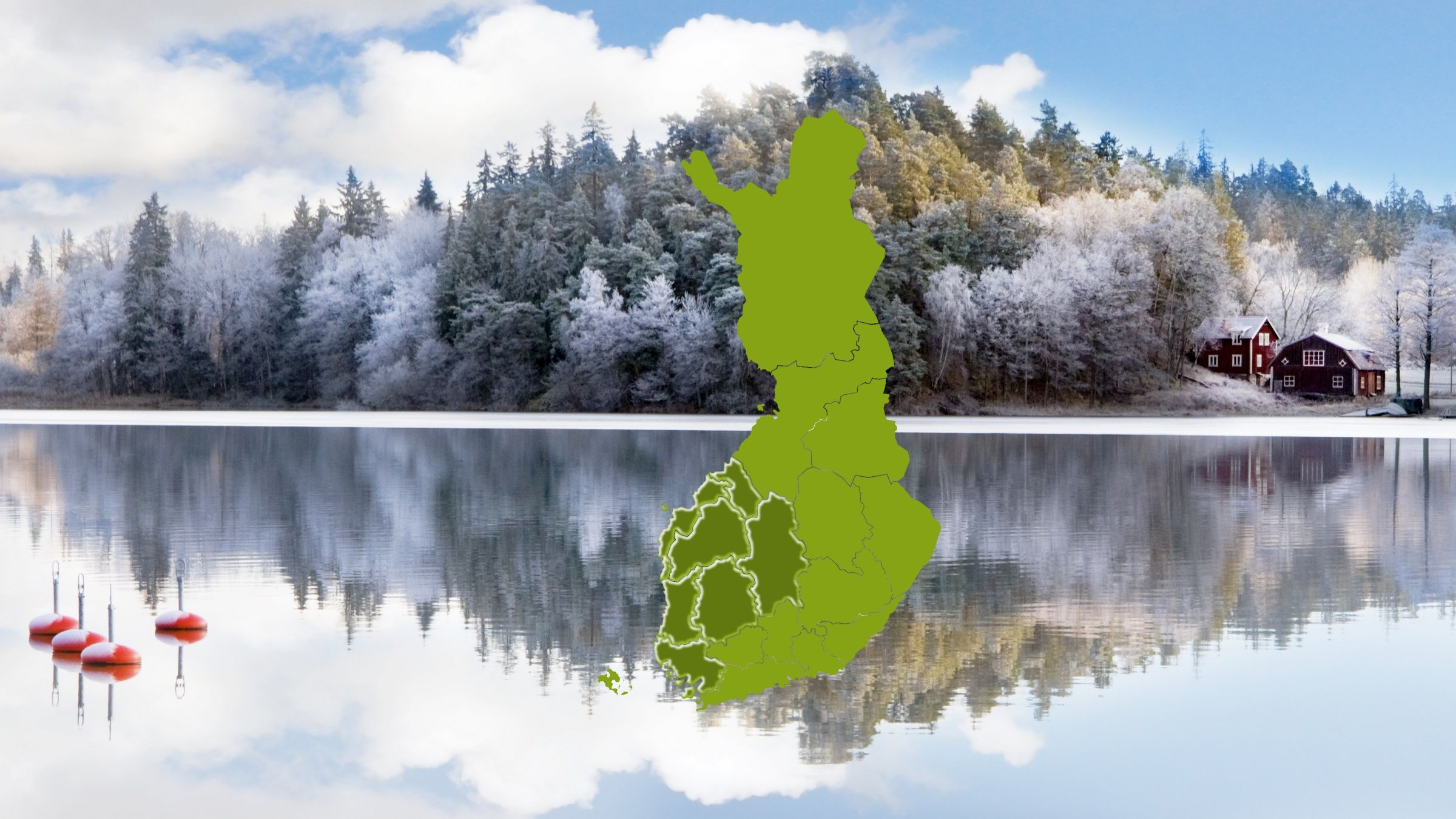 Vuokramökit - Länsi-Suomi  #iMokki #MökitLänsi-Suomi