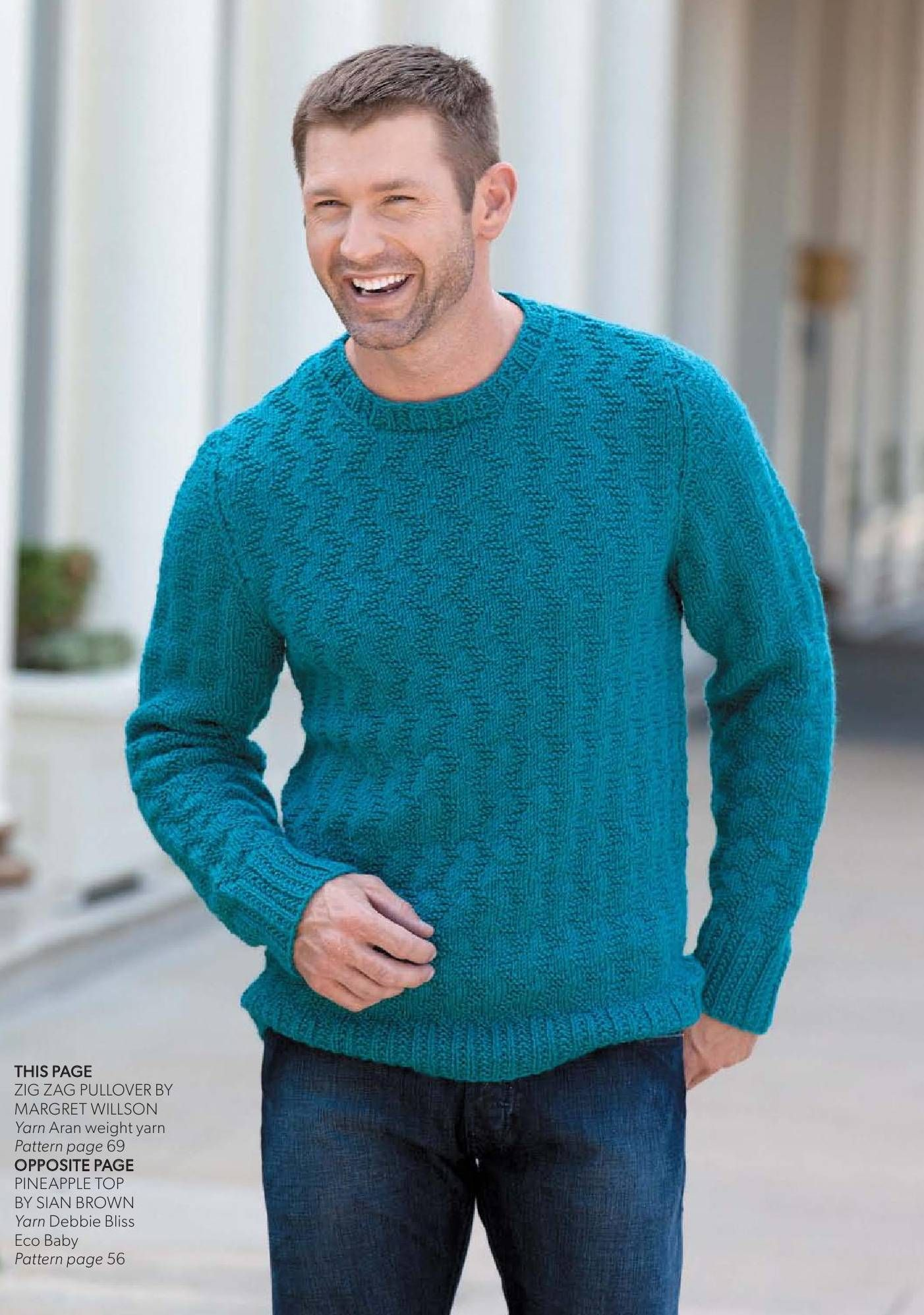 ♤ FREE PATTERN ♤ | Crochet- knitting men | Pinterest
