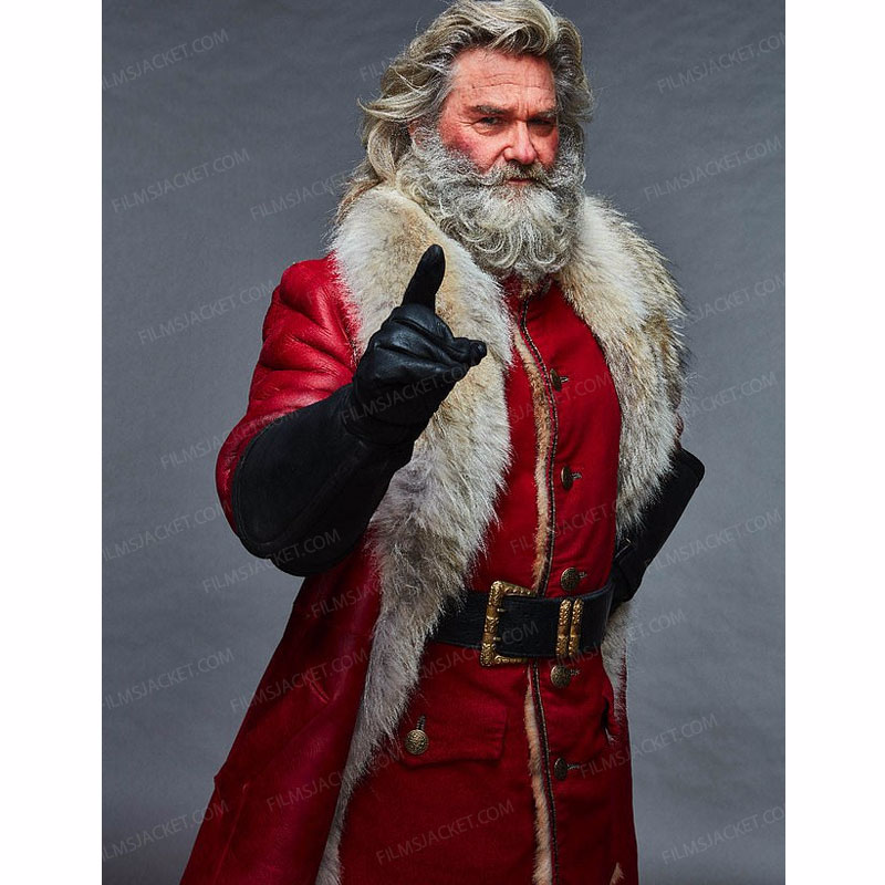 The Christmas Chronicles Santa Claus Coat For Men Santa