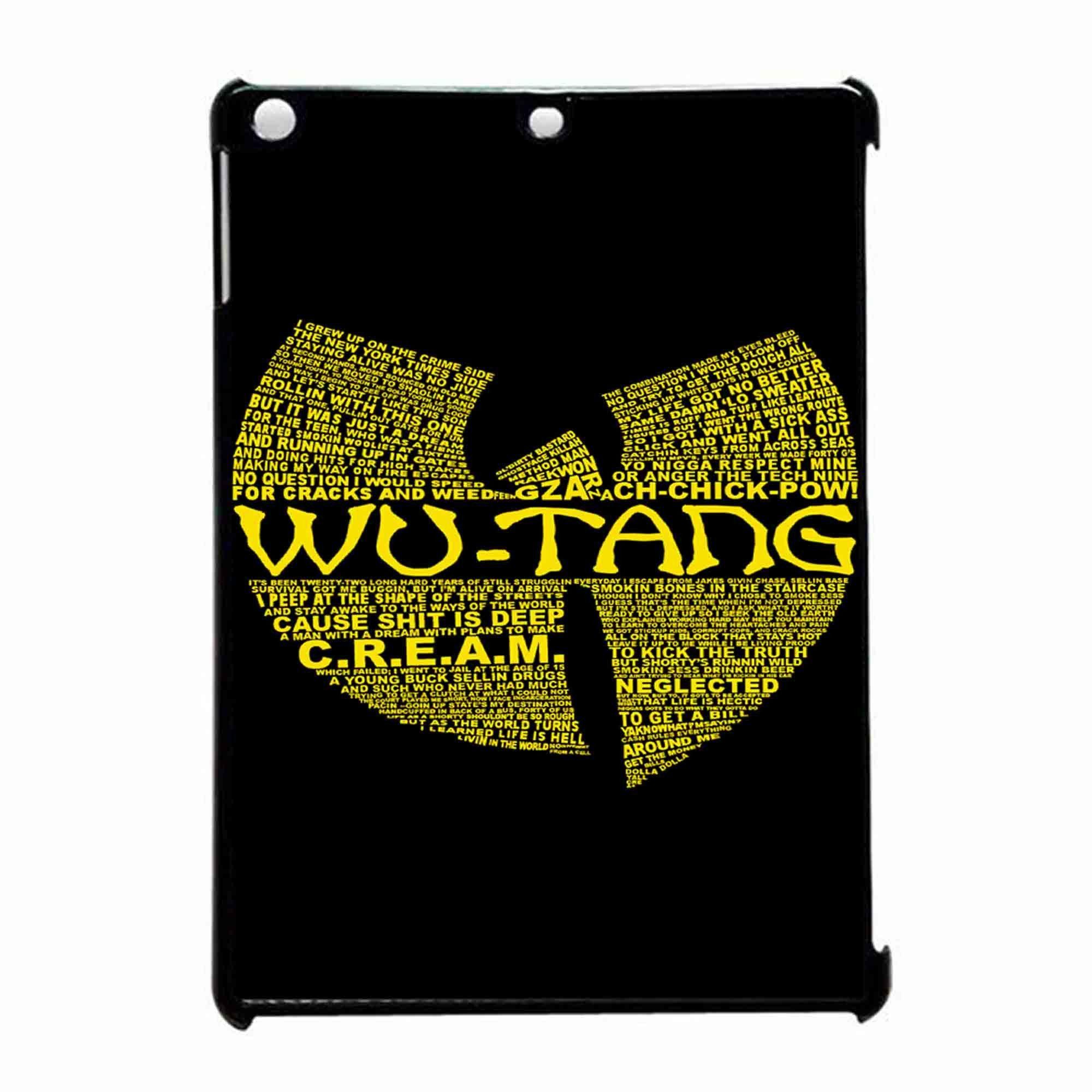 Wu tang clan logo 2 ipad air case tatuagens pinterest wu wu tang clan logo 2 ipad air case pooptronica