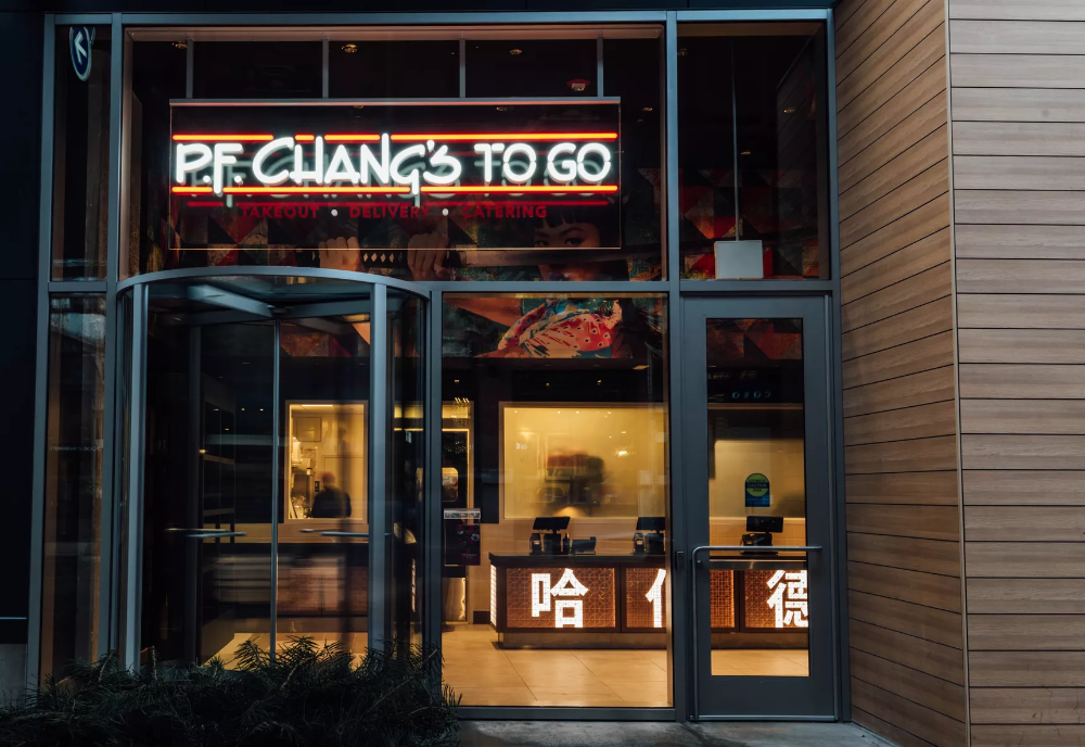 P.F. Chang's Opens World's First 'ToGo' Restaurant Today