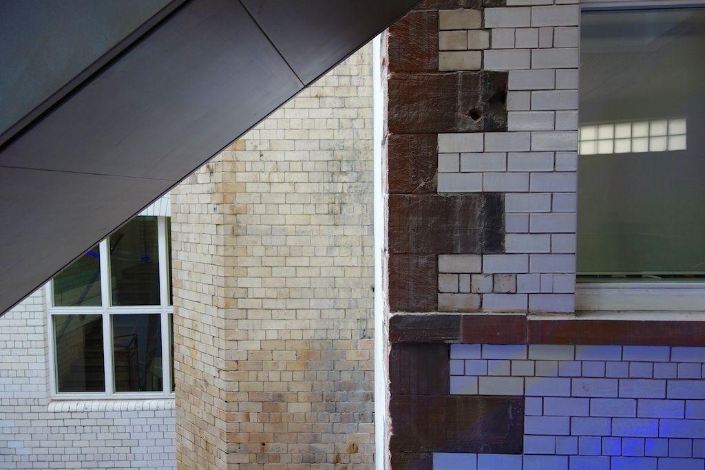 Lighthouse, Glasgow - ceramic tiles | Colours and Patterns | Pinterest