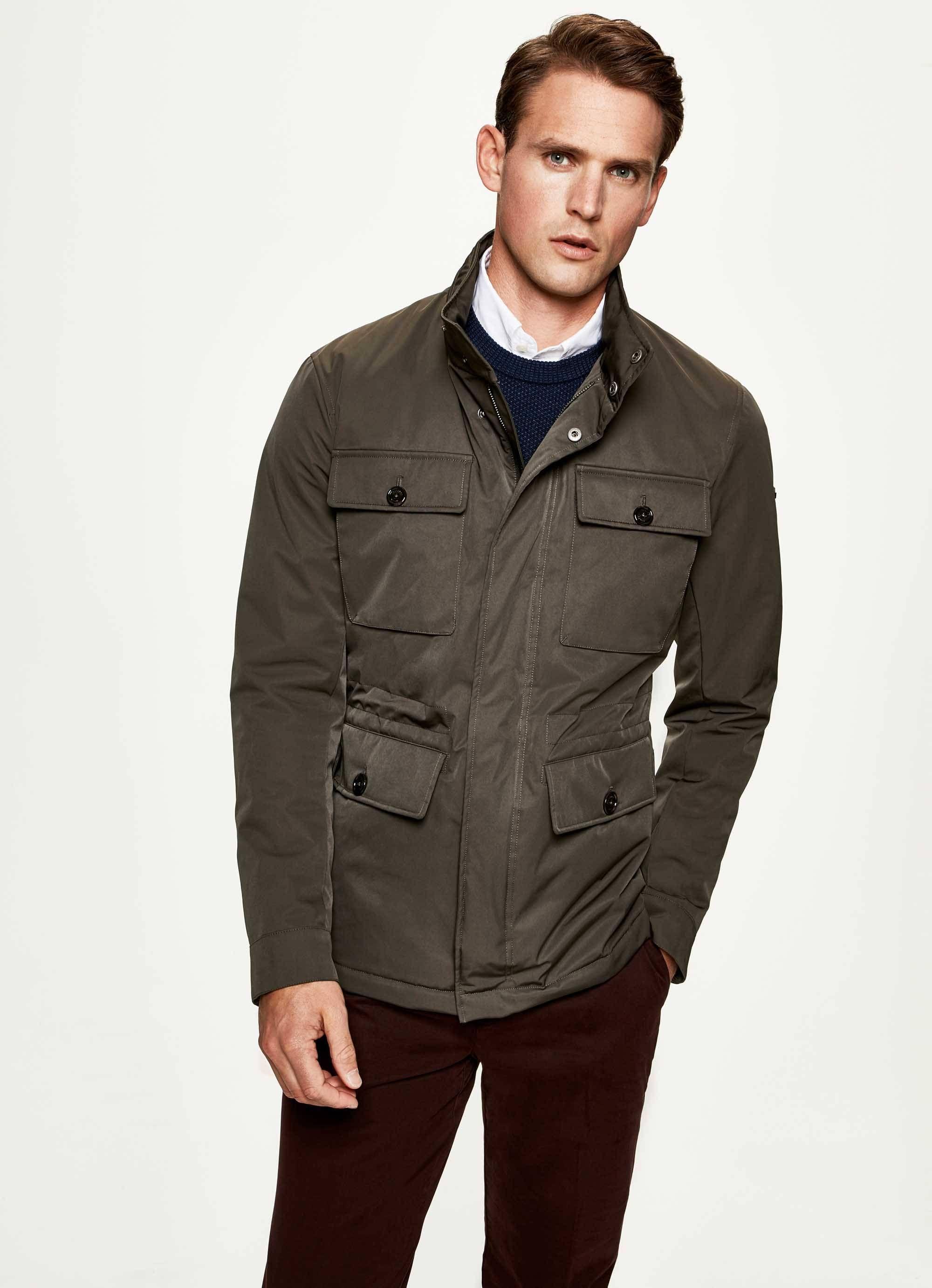 Pin by John Todd on Rugged Jackets Jackets, Field jacket