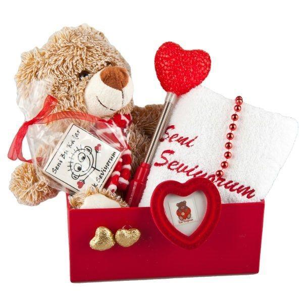 Seni Bu Kadar Cok Seviyorum Hediye Kutusu Yerli Sanal Magazaniz Hediyeler Sevgililer Sevgililer Gunu
