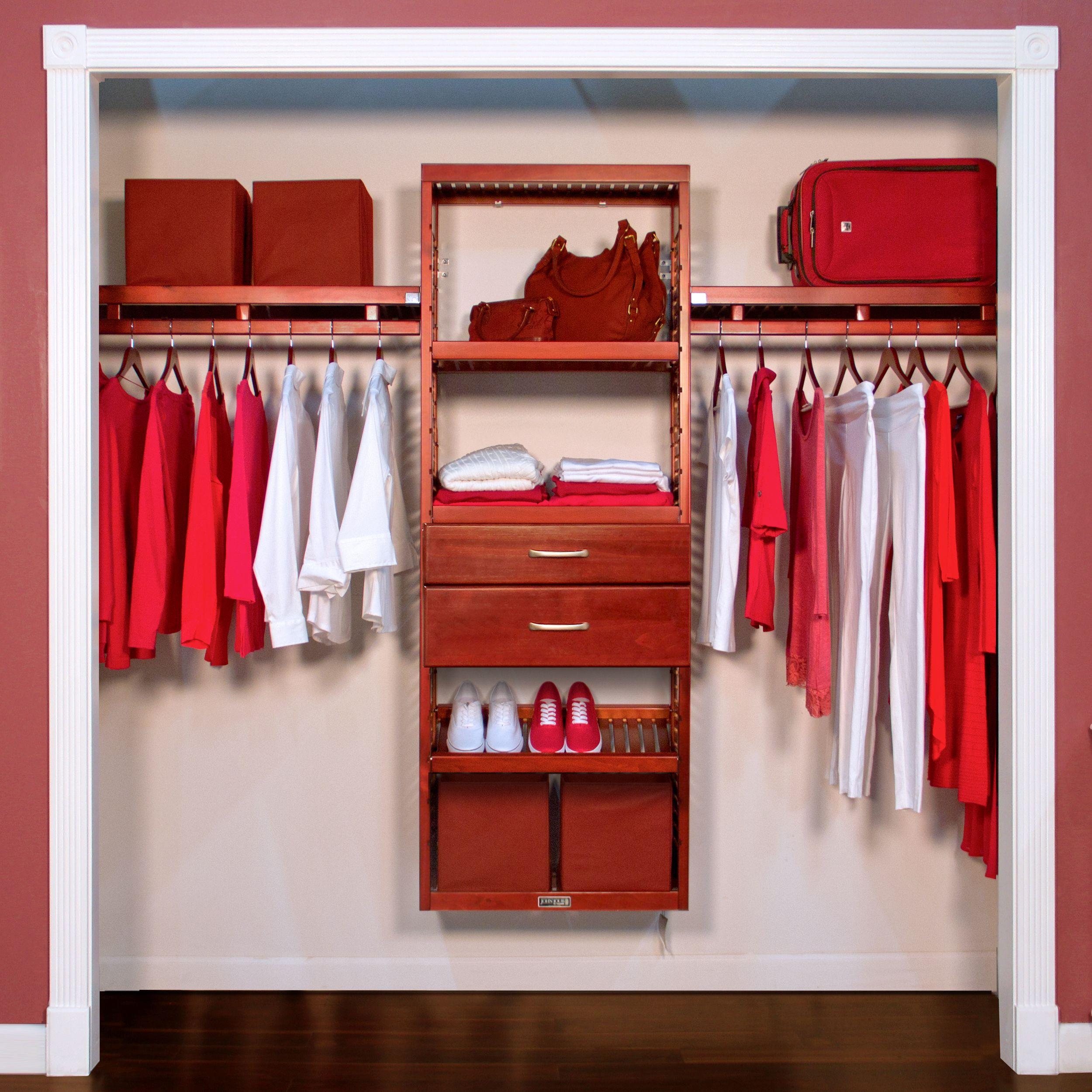 12in deep simplicity organizer 2 drawer 6 8in deep