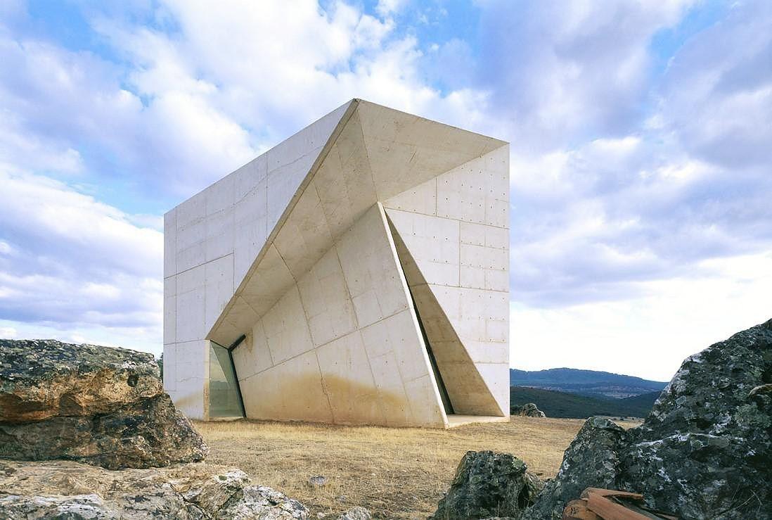 Superb Chapel Of Valleacerón En Espagne Par S.M.A.O Pictures
