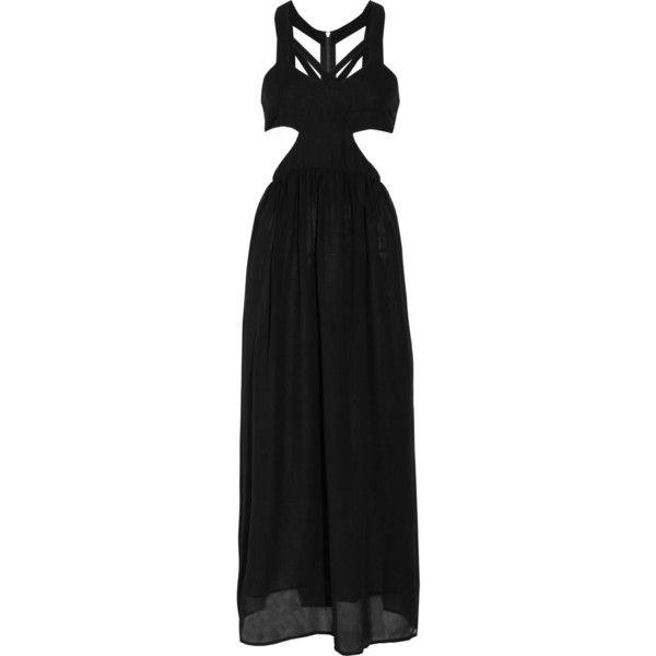 Style stalker venom maxi dress
