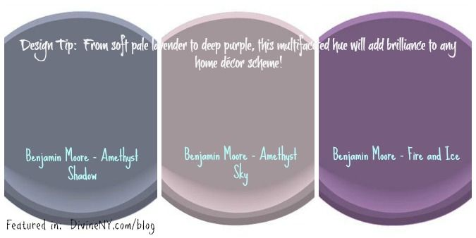 Amazing From Soft Pale Lavender To Deep Purple, This Multifaceted Hue Adds  Brilliance To Any # Good Looking