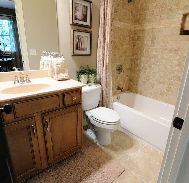 Model Home Bathroom Custom Bathroom Models And Colts Bathroom Decor Home Improvements Catalog Decorating Design