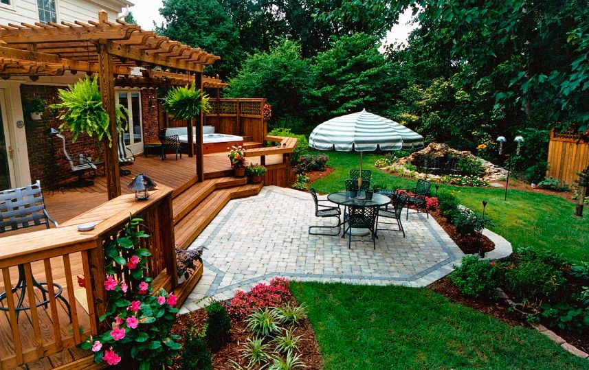 Superieur Image Result For Deck Patio Combination