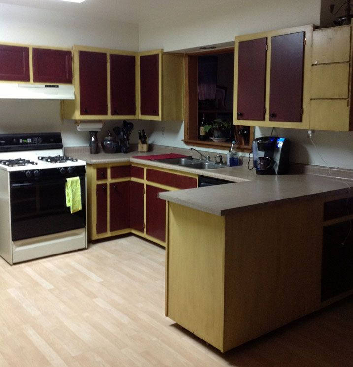 Cabinet Transformations® is a cost-effective coating ...