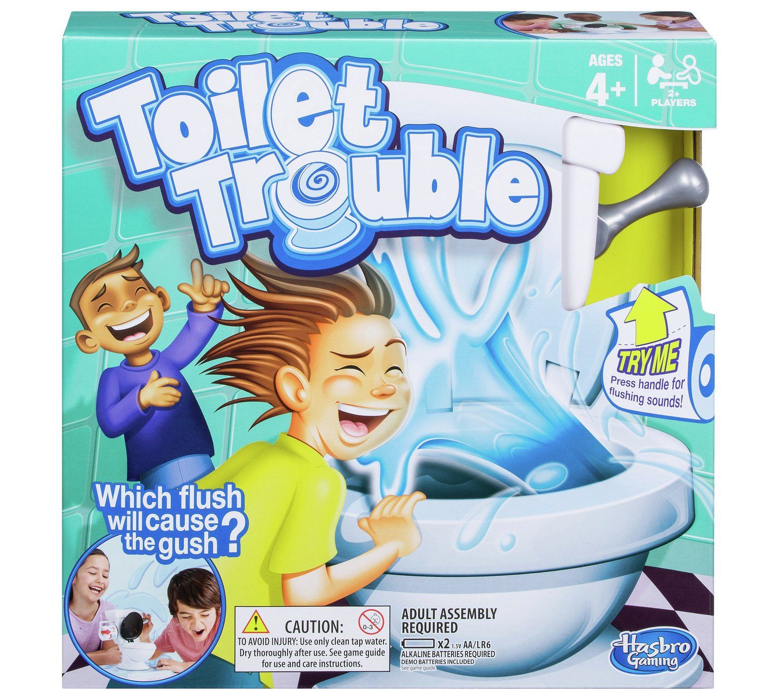 Buy toilet trouble from hasbro gaming board games