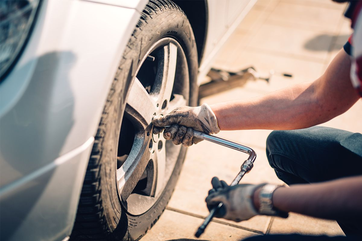 ASAP Towing Denver Tire Change Service Mobile mechanic