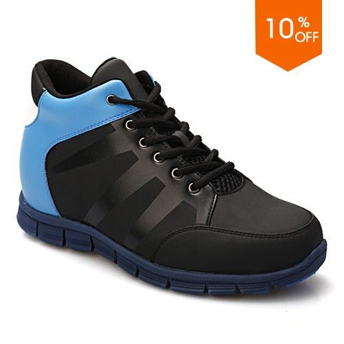 7e964a11 Wearing Increasing Height 9CM/3.54Inch Basketball Shoes That Make You Taller  UK make you taller instantly and invisibly when you playing basketball.