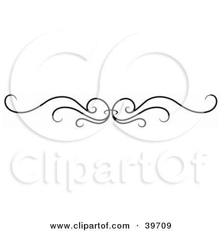 Curved Line Design Clipart Black Wavy Lower Back Tattoo Tatuajes Espalda Baja Tatuaje En La Espalda Tatuajes
