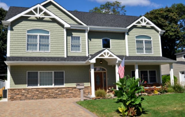Pin By Center Island Contracting Inc On New Construction New Home Construction New Construction Building A House