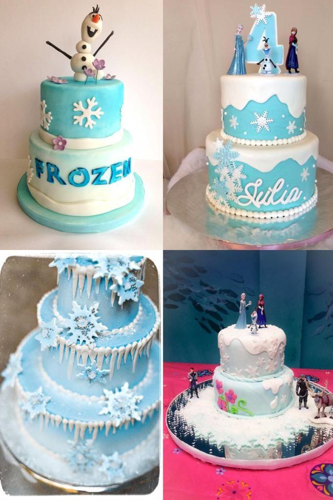Decorating Fondant Cake Frozen Figure Cake Topper Pearl Snowflake