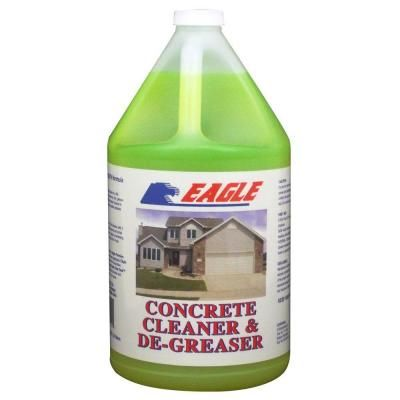 Eagle 1 Gal  Cleaner Degreaser and Neutralizer for Concrete in 4 1     Cleaner Degreaser and Neutralizer for Concrete in 4 1 Concentrate EOS1 at  The Home Depot