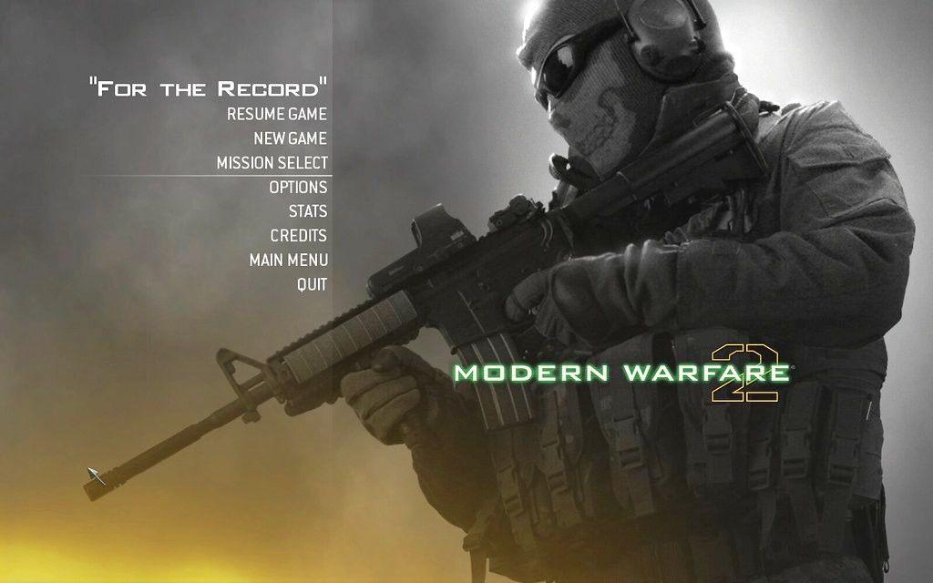 Call Of Duty Modern Warfare Designer Inserts Infinity Ward In 2020 Modern Warfare Call Of Duty Warfare