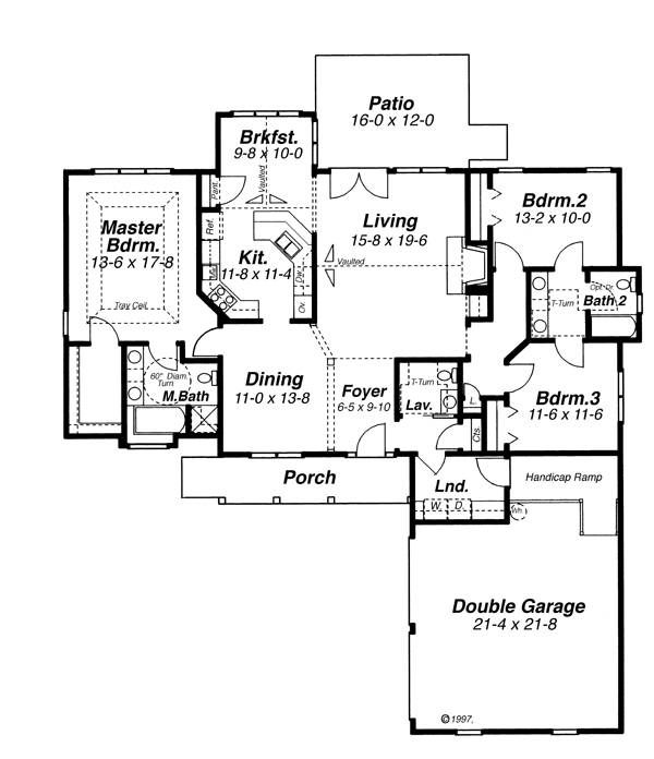 House Sheffield House Plan How To Plan House Blueprints House Plans