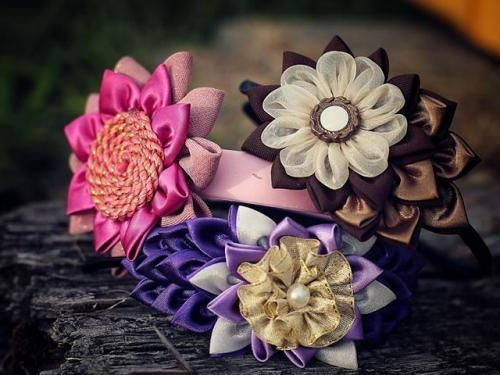 handmade hairbows