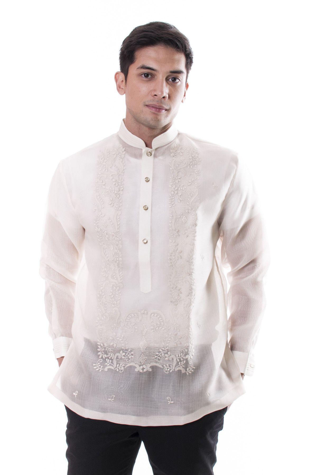 7a924f70050d Barong Warehouse - Cocoon Pina Barong Tagalog 001