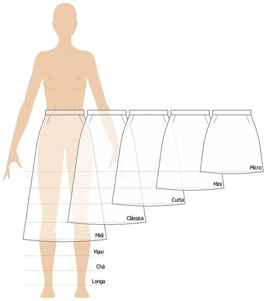 dcbc340e686 comprimento das saias - Pesquisa Google