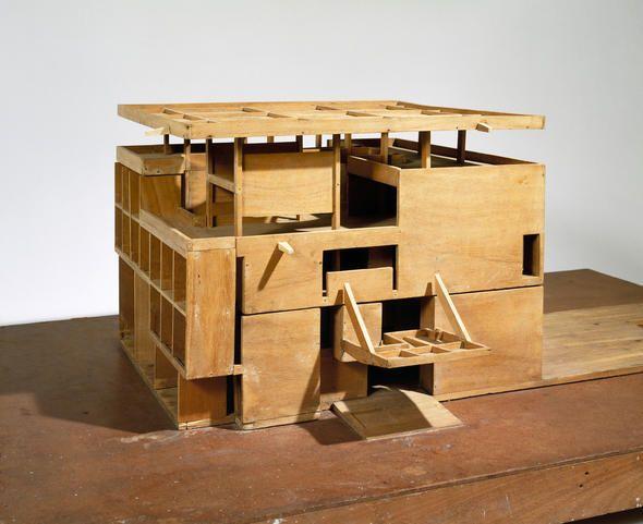Le Corbusier Villa Chimanbhai Corbusier Architecture Le