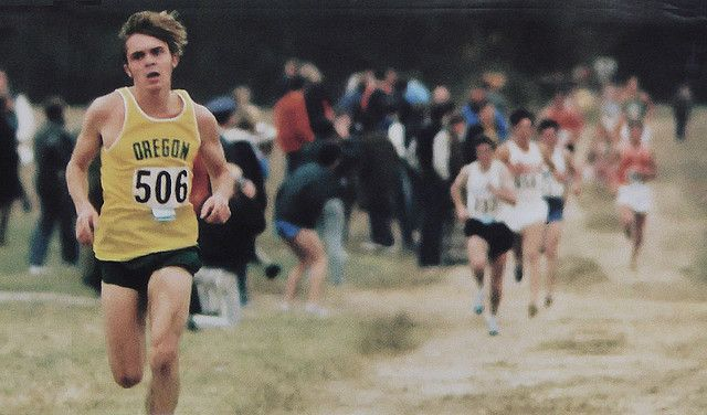 Steve Prefontaine wins the 1970 NCAA Cross Country Championship 6-mile race, Nov 23, at Williamsburg, VA | Flickr - Photo Sharing!