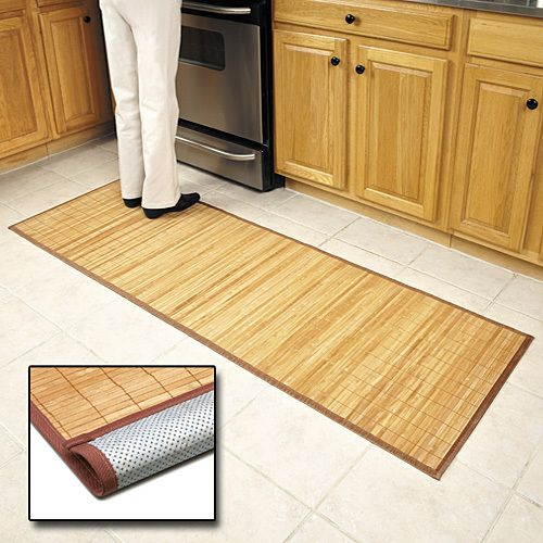 Decor Steals Typography Bamboo Floor Mat Knock-Off | CUTTING ...