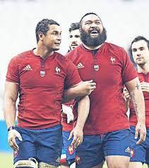 Capitaines ! (Thierry Dusautoir et Uini Atonio)