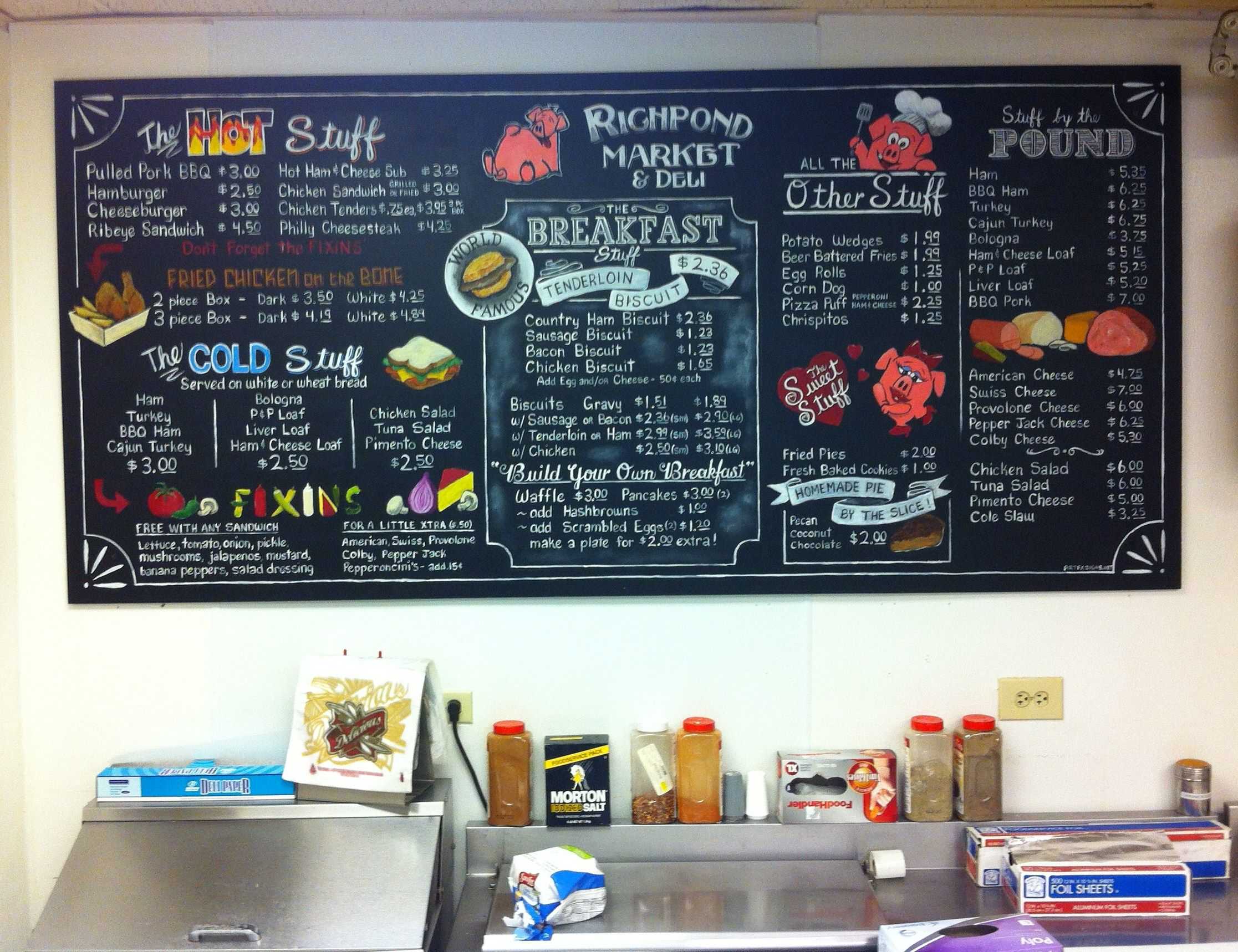 114 best menu chalkboard designs images on pinterest chalkboard
