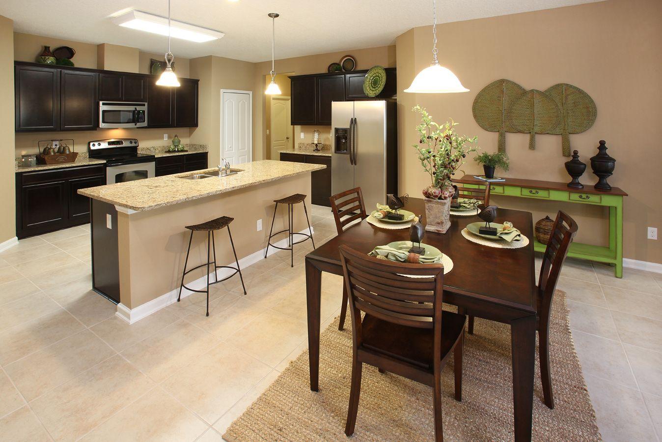 The Serenata Model In Johns Creek In St Augustine Fl Lennar Homes Jacksonville Home Kitchens Home Lennar