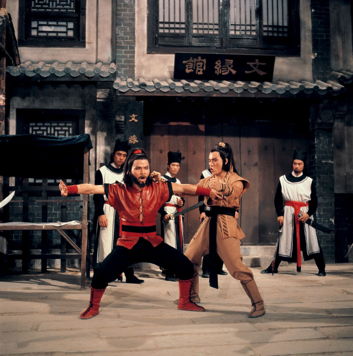 free kung fu movies by shaw brothers
