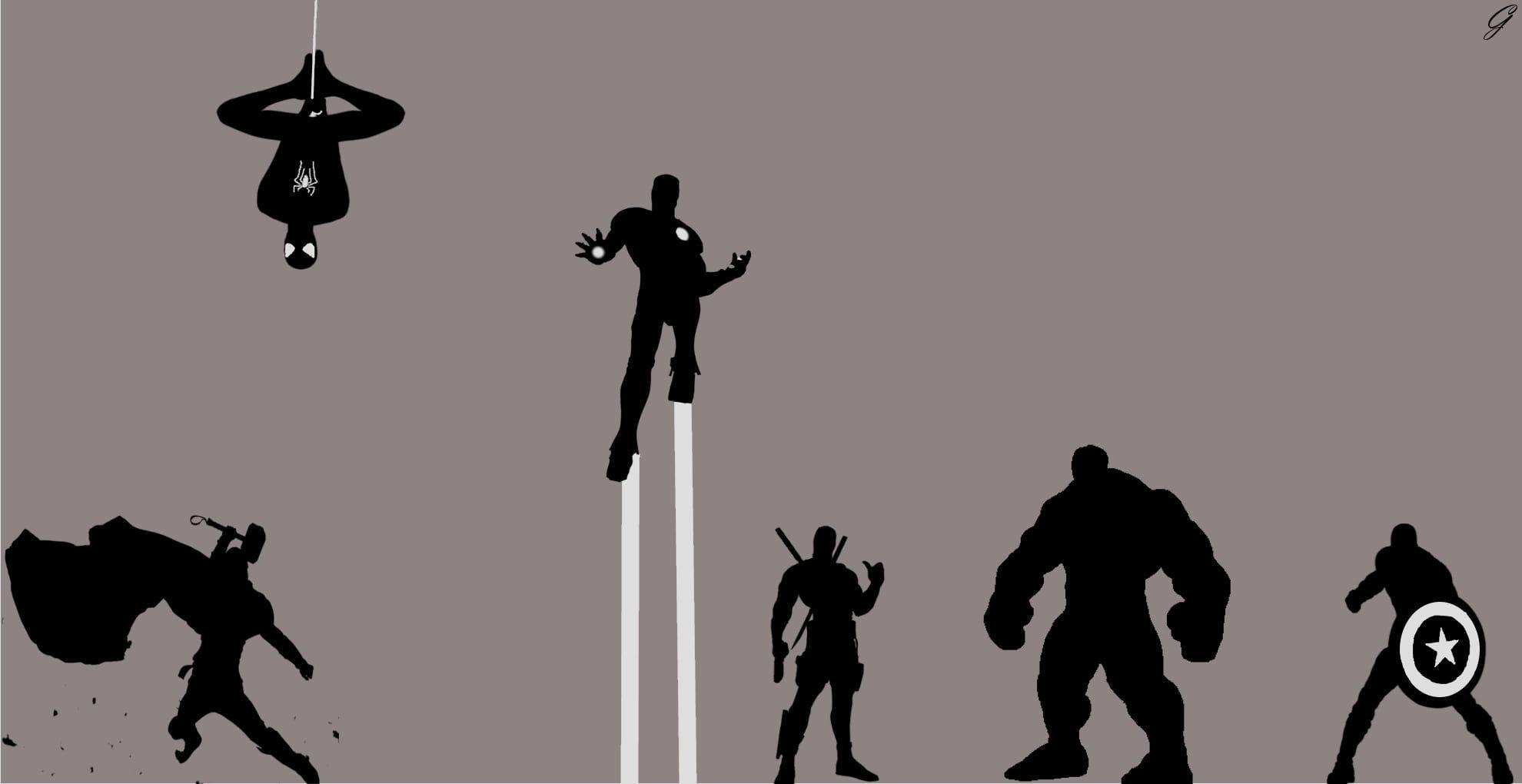 Marvel Avengers digital wallpaper, Thor 2: The Dark World, Avengers: Age of Ultron • Wallpaper For You HD Wallpaper For Desktop & Mobile