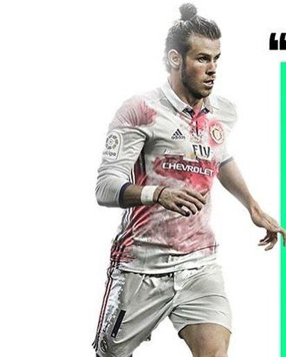 Bale -> Manchester yes or no? - By: @brfootball  __ Follow: @garethba11  __ #halamadrid #croatia #realmadrid #messi #benzema #garethbale #bale #gb11 #barcelona #king #legend #idol #juventus #england #france #love #life #worldcup #russia #losblancos #fast #speed #footballer #football #soccer #ronaldo #cristianoronaldo #best
