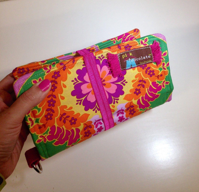 8 Zipper Cash Envelope Wallet System Dave Ramsey