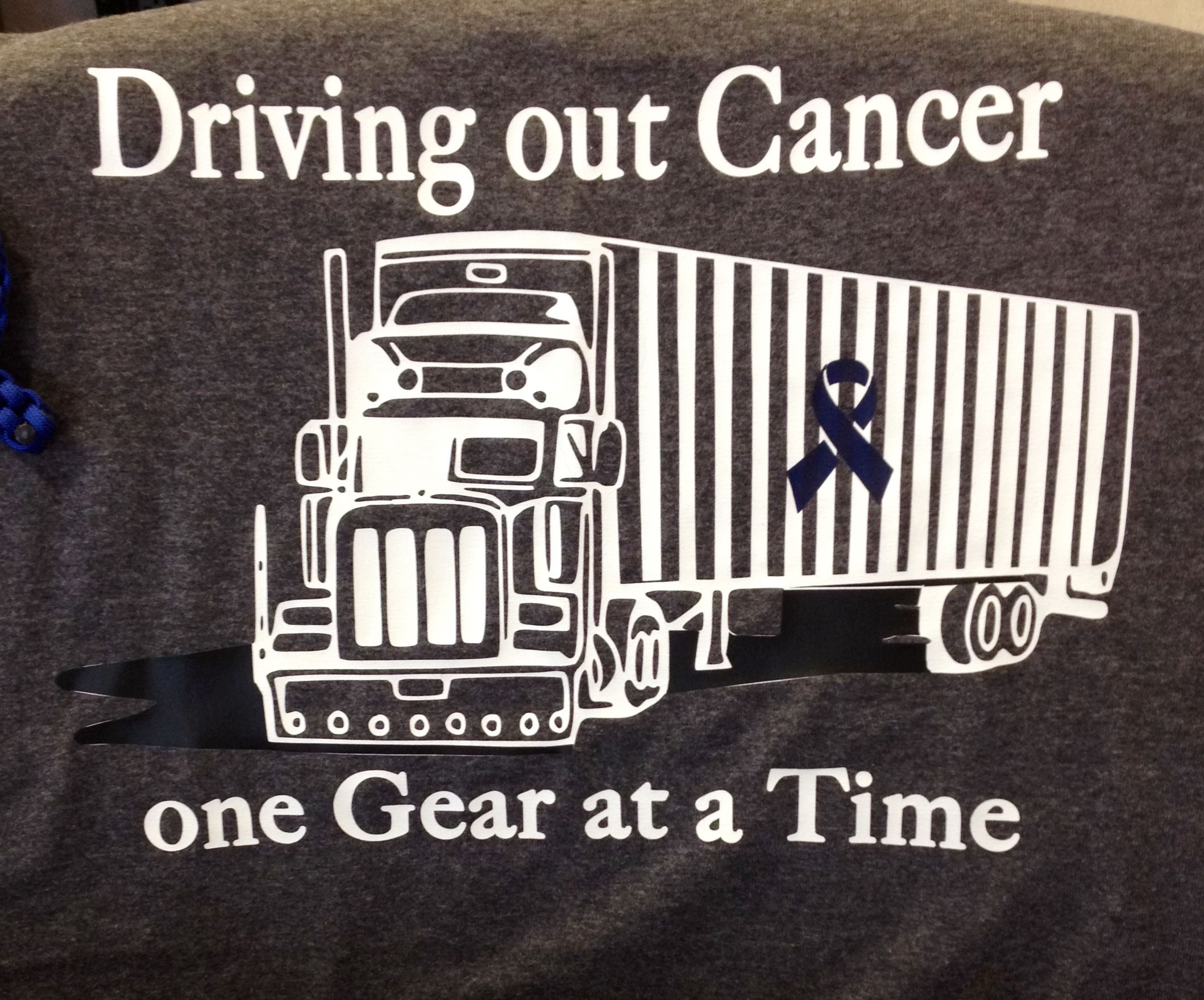 driving out colon cancer
