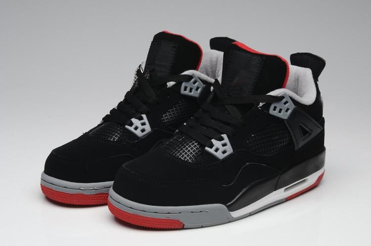 3251840047f60f Wholesale 2016 spring and summer men s casual shoes Oreo Air  Jordan 4  AJ4  Sneaker shoes sports shoes lovers  sneakers student game shoe
