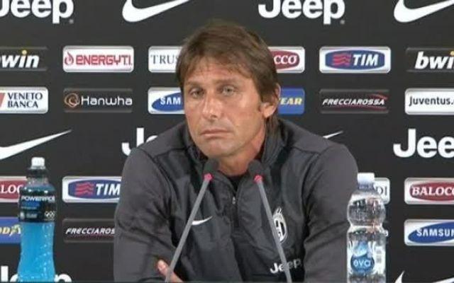 """Conte promette la solita battaglia: """"Ci giochiamo i tre punti"""" #conte #juventus #inter"""