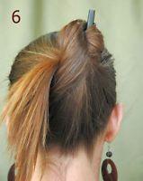 HOW TO MAKE A MESSY HAIR BUN WITH HAIR STICKS / PINS! A | eBay