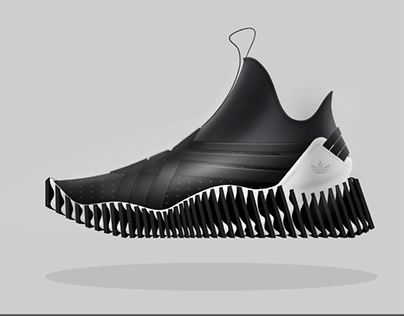 Footwear shoes · Check out new work on my @Behance portfolio: