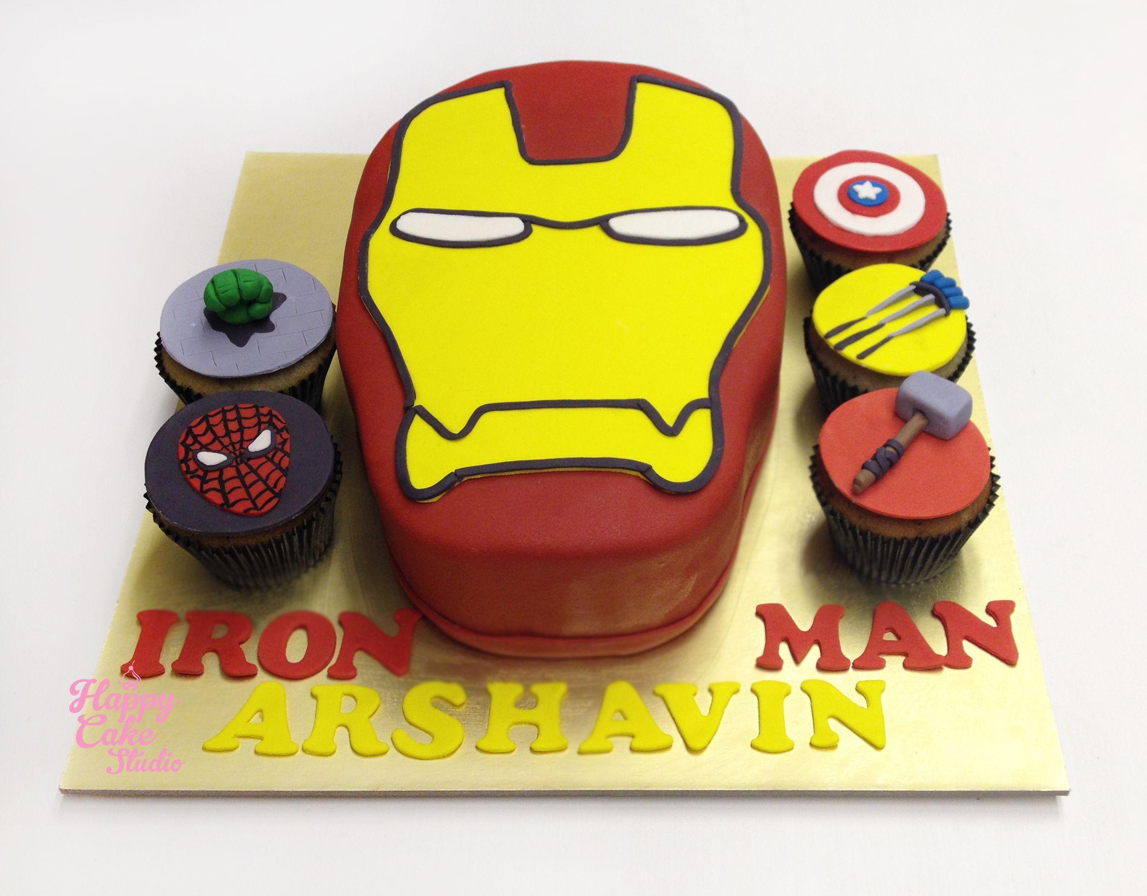 iron man cake Pesquisa do Google Jaydens 6th birthday