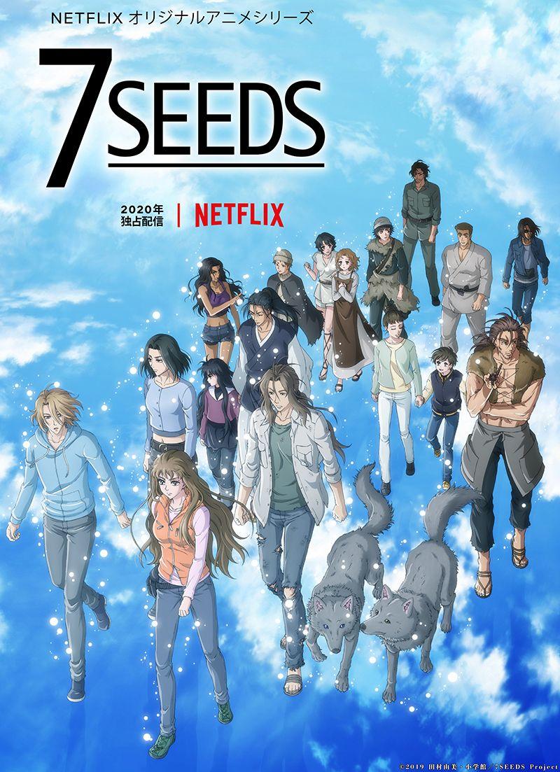 Une seconde saison pour la série animée 7 Seeds Saison 2